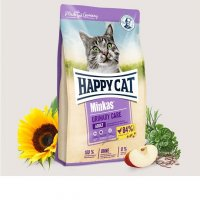 Сухой корм для кошек Happy Cat Minkas Urinary Care Geflugel 32/12  10 кг - фото
