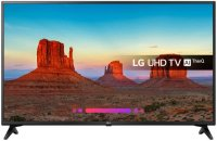Телевизор LED49 LG 49UK6200PLA - фото